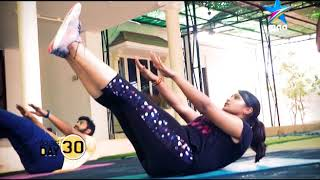 100 days challenge -  Day 30 #FitnessFirst - MAAMUSIC