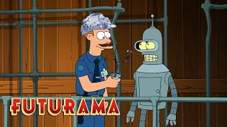 FUTURAMA | Season 6, Episode 15: My Son Fry | SYFY - SYFY