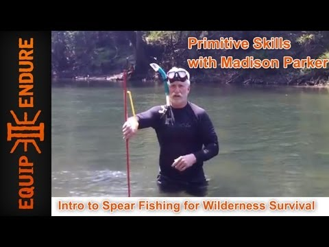 Intro to Spear Fishing for Wilderness Survival, Equip 2 Endure