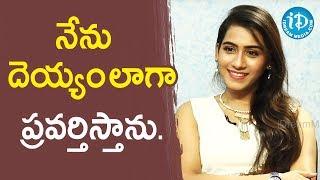 నేను దయ్యం లాగా ప్రవర్తిస్తాను - Actress Preeti Singh || Talking Movies With iDream - IDREAMMOVIES
