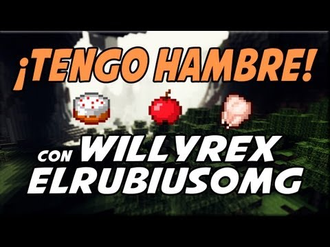 Tengo Hambre! - Juegos del Hambre 1 - Minecraft