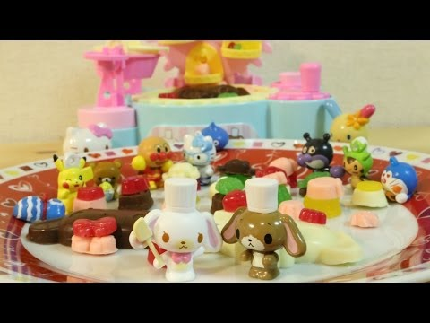 Sanrio Sugar Bunnies Gummy Choco Land ~Brown Bunny Story~