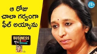 It Was An Overwhelming Experience - Dr Vyjayanthi || Telugu Icons With iDream - IDREAMMOVIES