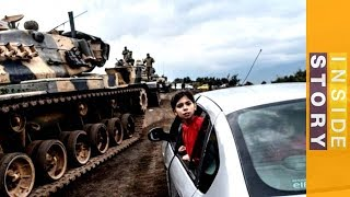 How will new front in Syria war impact US-Turkey ties? - ALJAZEERAENGLISH