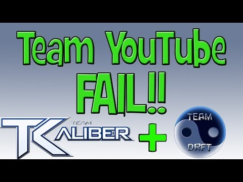 Team YouTube Fail!! Sorry tK and DRFT - Future Plans to Fix - COD Ghosts Gameplay