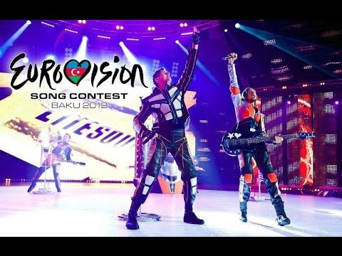 LITESOUND - We Are The Heroes (Eurofest Final 2012)