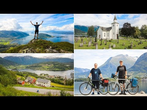 Cycling in Norway Documentary