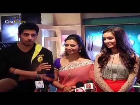 Ek Villain Promotion On The Sets Of Yeh Hai Mohabbatein│Sidharth Malhotra Shraddha Kapoor
