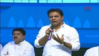 "Minister KTR Speech In Kukatpally ""Mana Nagaram"" Program | CVR News - CVRNEWSOFFICIAL"