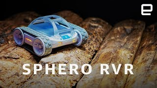 Sphero RVR First Look - ENGADGET