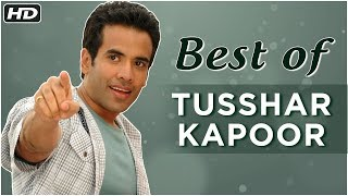 Best Of Tusshar Kapoor | Best Scenes Of Tusshar Kapoor | Love U Mr. Kalakaar Hindi Movie - RAJSHRI