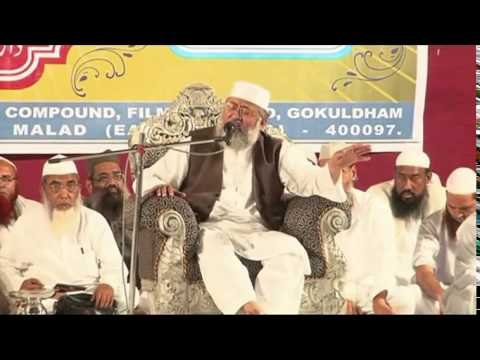DARUL ULOOM QASMIYA JALSA DASTARBANDI PART 3