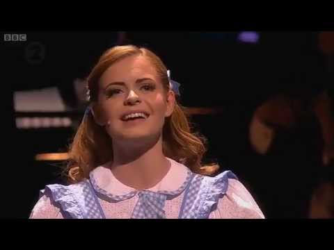 The Wizard of Oz - Somewhere Over The Rainbow Olivier Awards 2012