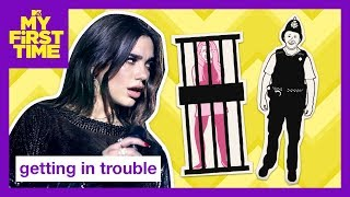 Finding Dad's Porn Stash & Dua Lipa's (Almost) Arrest | My First Time Ep. 1: 'Getting in Trouble' - MTV