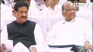 महाराष्ट्र में एकजुट नहीं हो पाया विपक्ष - NDTVINDIA