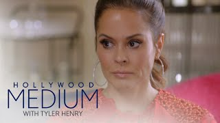 Brooke Burke Charvet Connects to Late Friend | Hollywood Medium with Tyler Henry | E! - EENTERTAINMENT