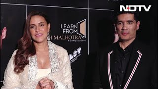 Neha Dhupia Talks About Manish Malhotra's New Venture - NDTV