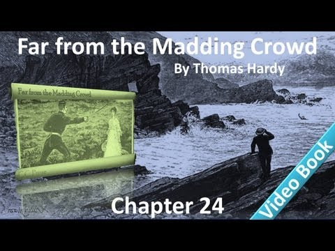 Chapter 24 - Far from the Madding Crowd by Thomas Hardy - The Same Night - The Fir Plantation