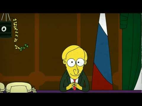 Twelve Years Of Putin In Two Minutes