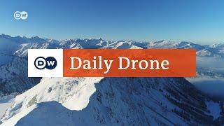 #DailyDrone: Nebelhorn Mountain - DEUTSCHEWELLEENGLISH