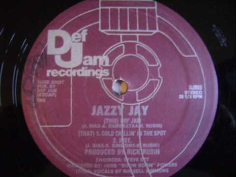 Jazzy Jay- (This) Def Jam 1985