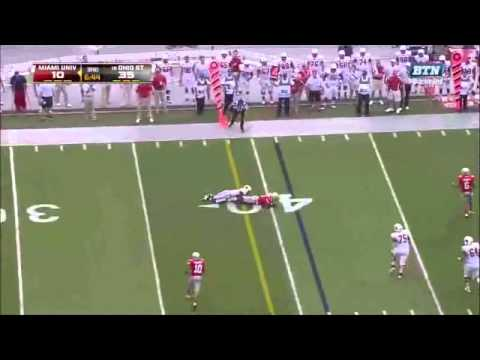 John Simon - Ohio State Football - DE - 2012 Miami (OH) Game