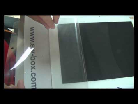 iPad 2 Screen Protector - Anti Glare