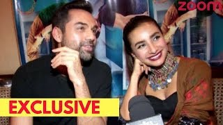 Abhay Deol & Patralekha Talk About 'Nanu Ki Jaanu', Their Reaction On Hearing Film's Title & More - ZOOMDEKHO