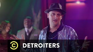 The Problem with Mr. Groove - Detroiters - COMEDYCENTRAL