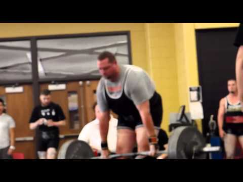 Gage 523 lb Deadlift