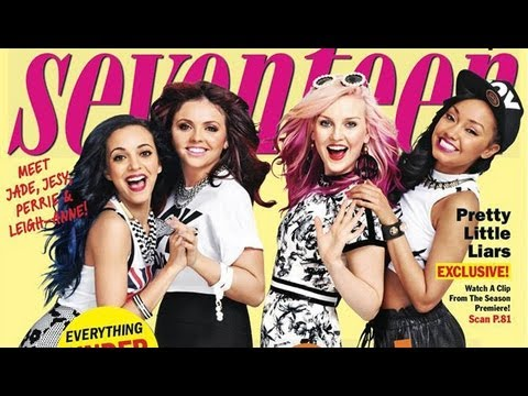 Little Mix Advice From One Direction - Seventeen Cover
