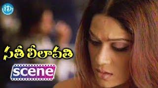 Sathi Leelavathi Movie Scenes - Shamitha Shetty Trying to Tempt Manoj Bajpai    Anu Malik - IDREAMMOVIES