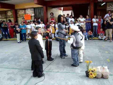 representacion de la revolución Mexicana