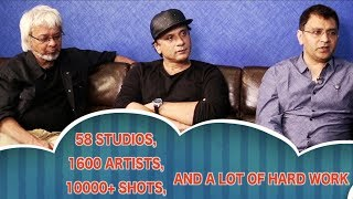 How was Shah Rukh Khan made DWARF in ZERO? Haresh Hingorani EXPLAINS - HUNGAMA