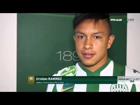 FM | Ramirez aláírt a Fradihoz | 2015.01.28.