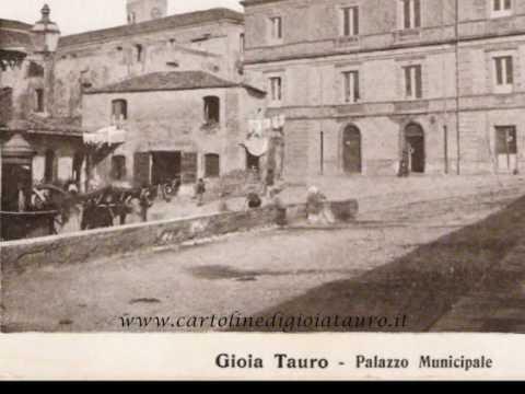 cartoline antiche di Gioia Tauro