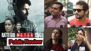 Batti Gul Meter Chalu Review | Shahid's BO meter to go high or low - IANSINDIA