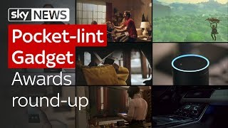 Pocket-Lint Gadget Awards round-up - SKYNEWS