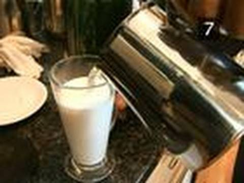 How To Make A Caffé Latte