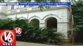 AP DGP Ramulu explains facts behind the incident of missing items in Heritage building - V6NEWSTELUGU