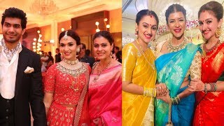 Celebrities At Soundarya Rajinikanth Wedding Photos | Mohan Babu | Rajasekhar | Rajinikanth | Meena - RAJSHRITELUGU