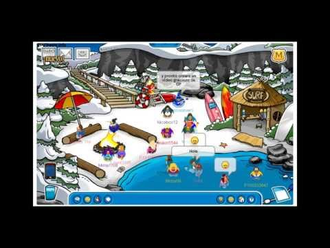club penguin nuevas entradas a la EPF