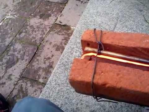 Maquina de humo facil de hacer
