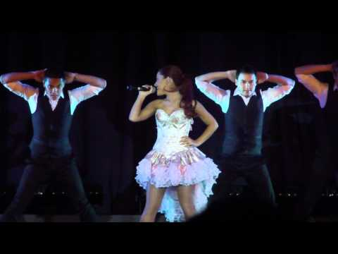 Ariana Grande s 18th Birthday Extravaganza Only Girl