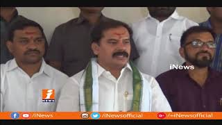 Warangal West MLA Vinay Bhaskar Confident on His Winning in Early Elections | iNews - INEWS
