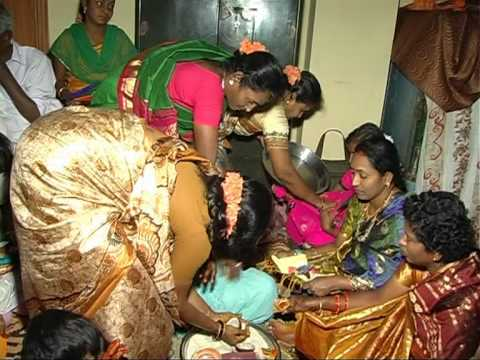 Vinod Kandukuri & Sravanthi Wedding Part 19