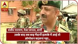 Kerala Floods: Army Major general explains ways opted to rescue stranded - ABPNEWSTV
