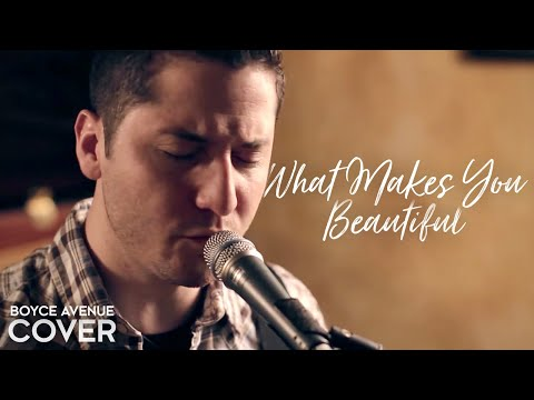 One Direction - What Makes You Beautiful (Boyce Avenue acoustic cover) on iTunes