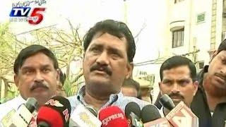 Ganta Srinivasa Rao Fires on KCR : TV5 News - TV5NEWSCHANNEL