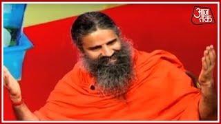 'मेरा दिल सिर्फ हिंदुस्तान के लिए है' | Baba Ramdev 1-On-1 With Anjana Om Kashyap - AAJTAKTV
